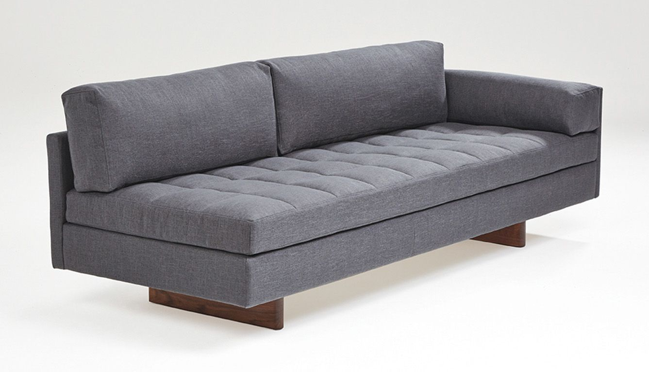 Bassamfellows Asymmetric Sofa Series